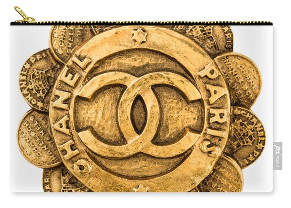 Chanel Jewelry-2 Carry-all Pouch