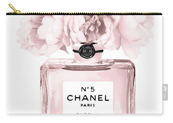 Chanel N.5 Perfume 9 Carry-all Pouch