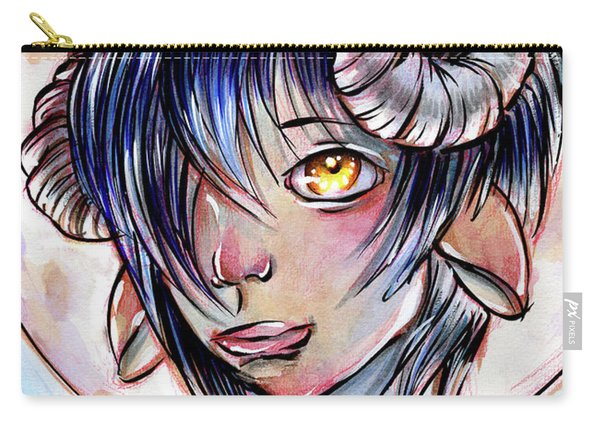Changeling Moon Carry-all Pouch