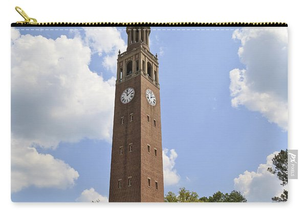 Chapel Hill Bell Tower Carry-all Pouch