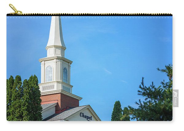 Chapel Hill Golf Course Clubhouse Carry-all Pouch
