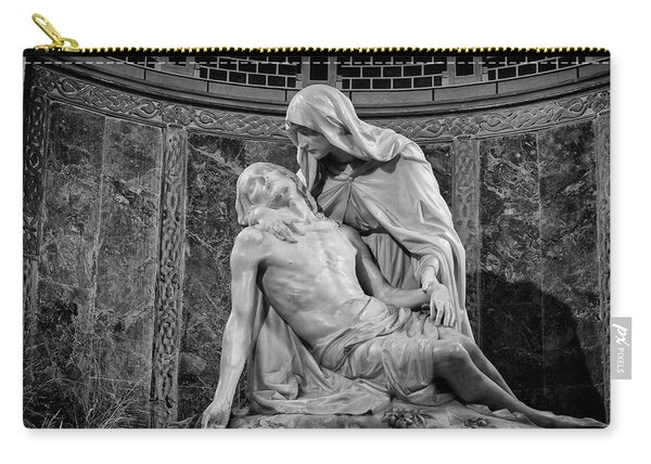 Chapel Of The Pieta 2 Carry-all Pouch