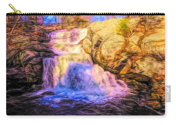 Chapman Falls Connecticut Carry-all Pouch