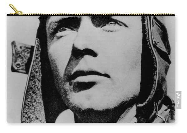 Charles Lindbergh, American Aviator Carry-all Pouch