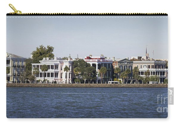Charleston Battery Row Panorama 2 Carry-all Pouch