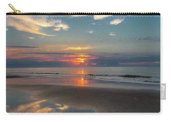 Charleston Coast Sunrise Carry-all Pouch