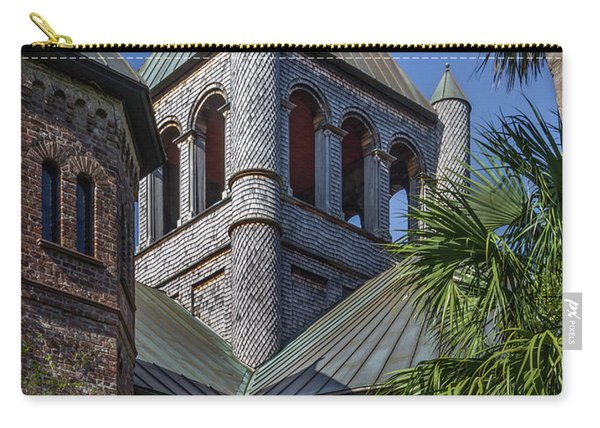 Charleston Historic Church Carry-all Pouch