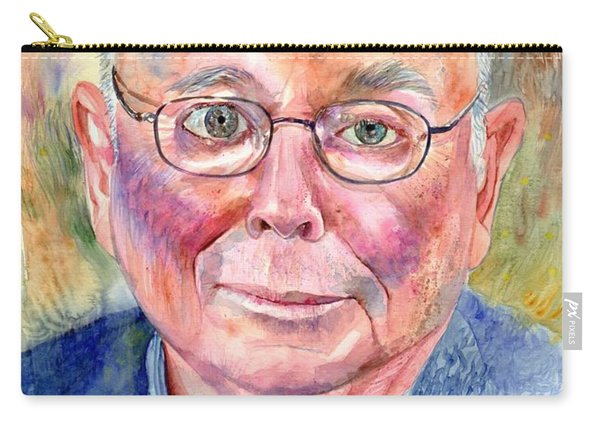 Charlie Munger Painting Carry-all Pouch