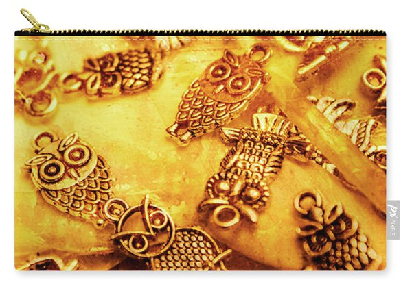 Charming Bird Art Carry-all Pouch
