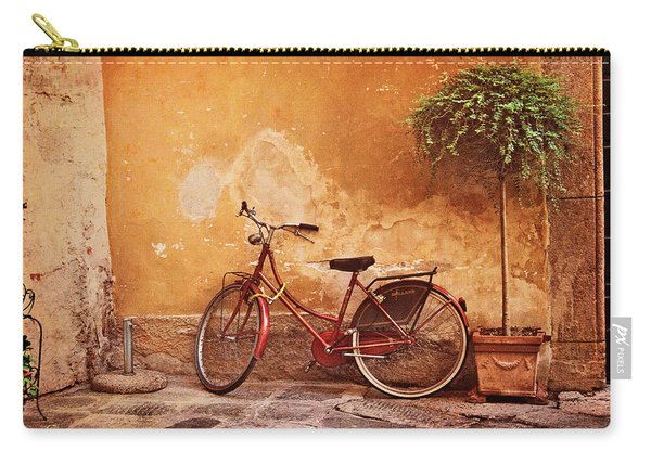 Charming Lucca Carry-all Pouch