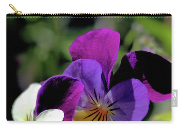 Charming Viola Carry-all Pouch