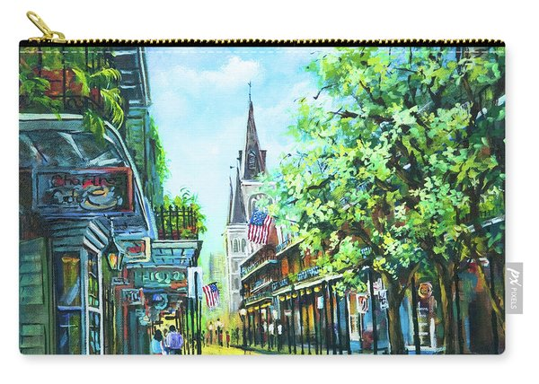 Chartres Afternoon Carry-all Pouch