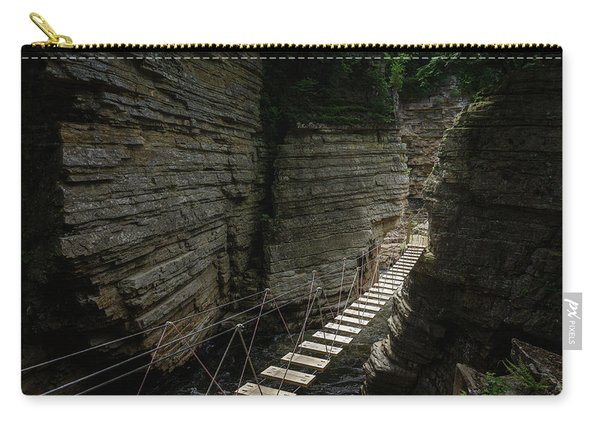 Chasm Bridge Carry-all Pouch