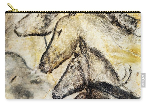 Chauvet Horses Carry-all Pouch