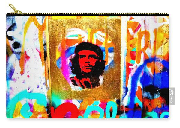 Che Guevara Paris Carry-all Pouch