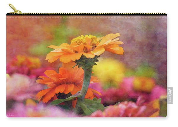 Cheerful Shades Of Optimism 1311 Idp_2 Carry-all Pouch