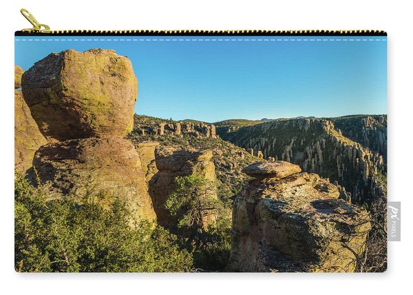 Cheers For Chiricahua Carry-all Pouch