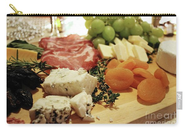 Cheese And Meat Carry-all Pouch