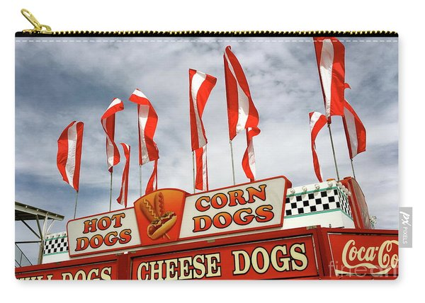 Cheese Dogs Galore Carry-all Pouch