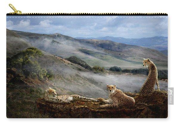 Cheetah Ridge Carry-all Pouch