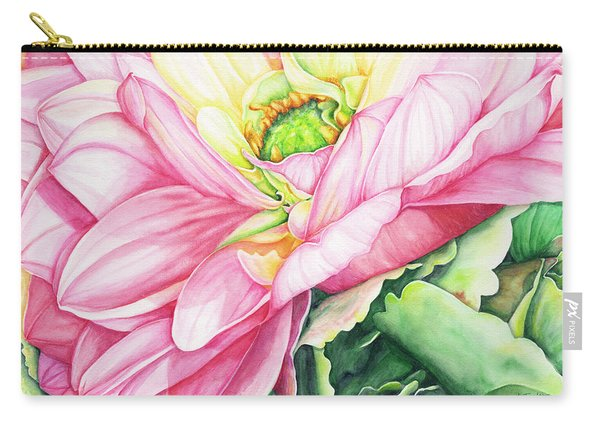 Chelsea's Bouquet 2 Carry-all Pouch