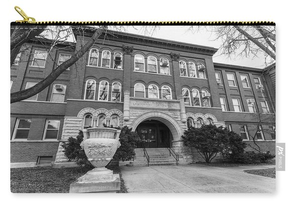 Chemistry Building University Of Illinois  Carry-all Pouch