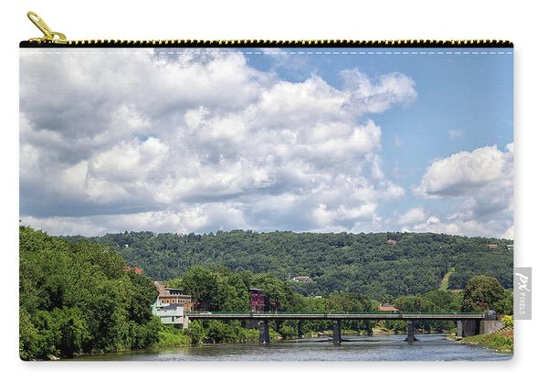 Chenango River Carry-all Pouch