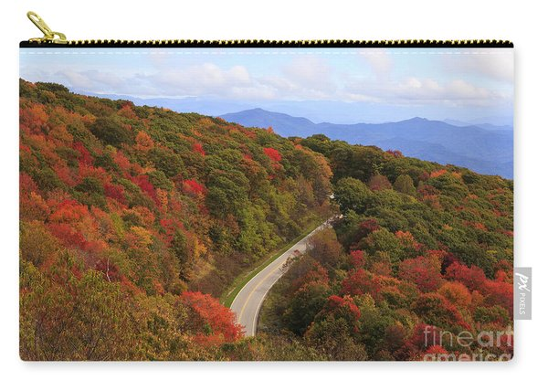 Cherohala Skyway In Nc Carry-all Pouch