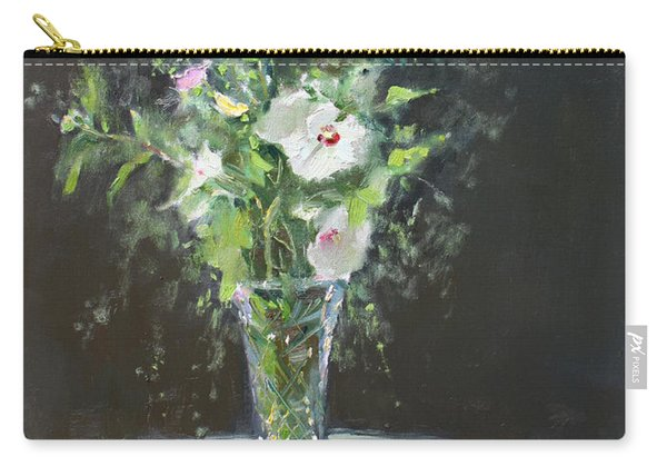 Cherries And Flowers For Her IIi Carry-all Pouch