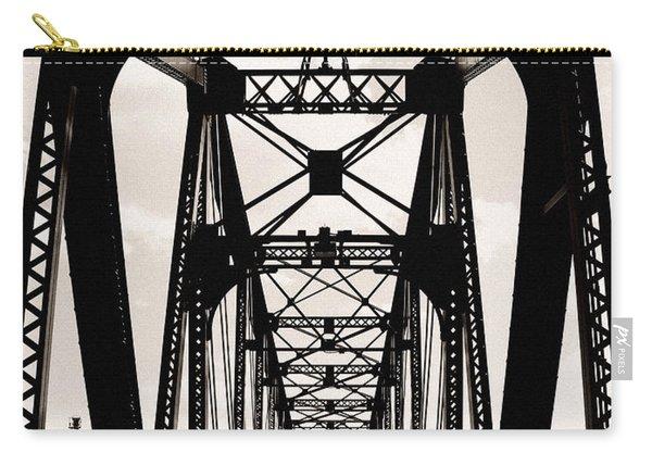 Cherry Avenue Bridge Carry-all Pouch