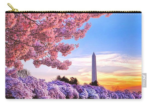 Cherry Blossom Festival  Carry-all Pouch