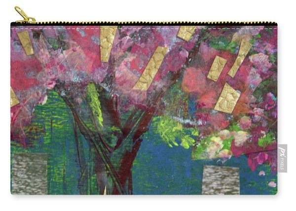 Cherry Blossom Too Carry-all Pouch