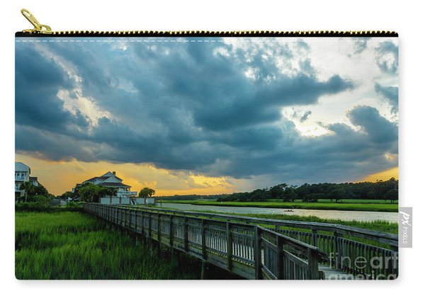 Cherry Grove Channel Marsh Carry-all Pouch
