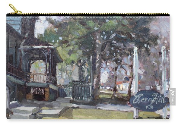 Cherry Hill Pub Carry-all Pouch