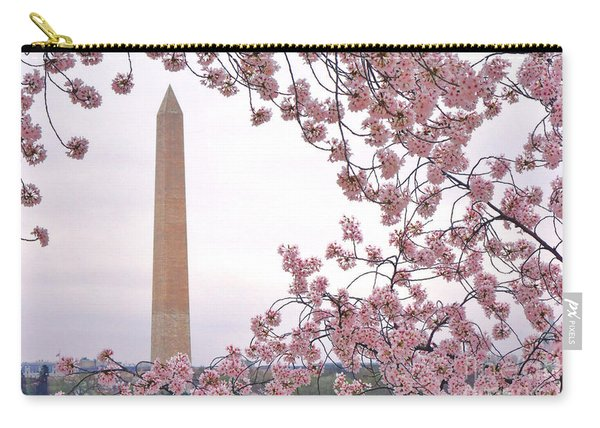 Cherry Washington Carry-all Pouch