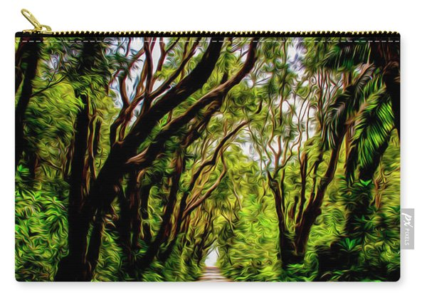 Cherry Tree Hill Carry-all Pouch