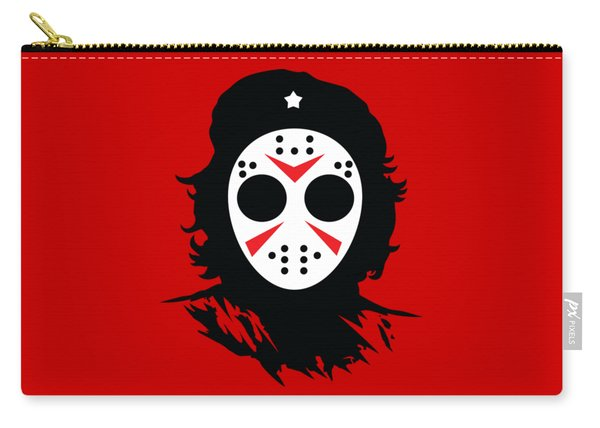 Che's Halloween Carry-all Pouch