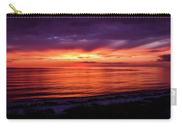 Chesapeake Bay Sunset Carry-all Pouch
