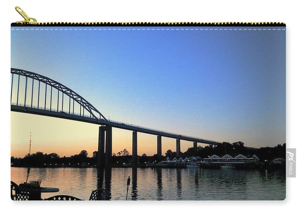 Chesapeake City Carry-all Pouch