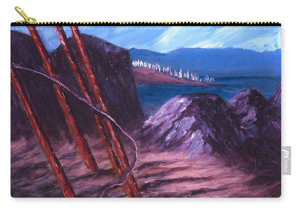 Chesapeake Shores  Carry-all Pouch