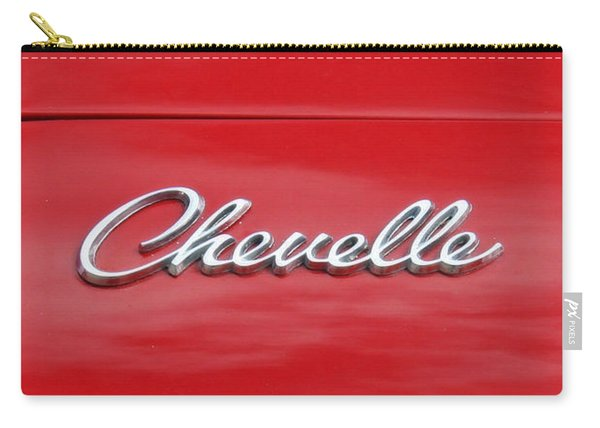 Chevelle Carry-all Pouch