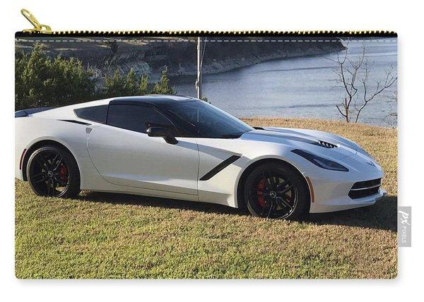 Chevrolet Corvette Stingray Carry-all Pouch