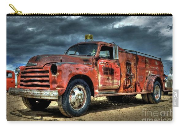 1948 Chevrolet Fire Truck Carry-all Pouch