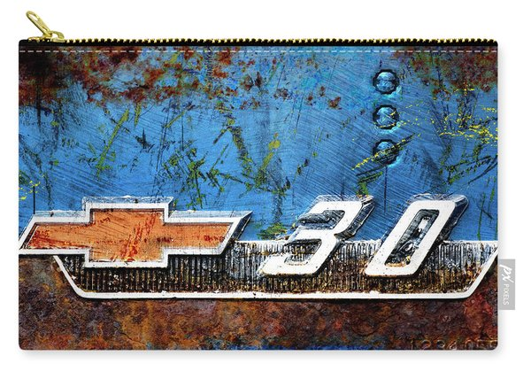 Chevy 3.0 Photomontage Carry-all Pouch