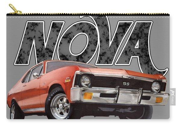Chevy Nova Carry-all Pouch