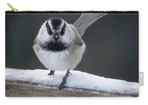 Chic At Big Springs Wildlife Art By Kaylyn Franks Carry-all Pouch