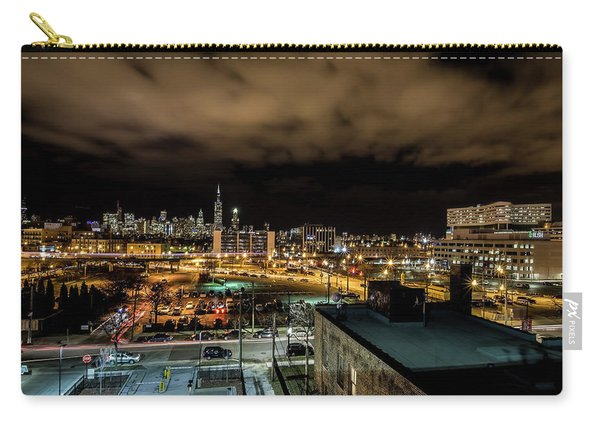 Chicago City And Skyline Carry-all Pouch
