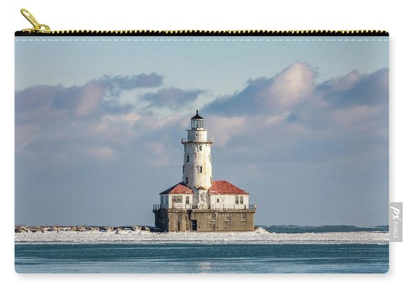 Chicago Harbor Lighthouse Carry-all Pouch
