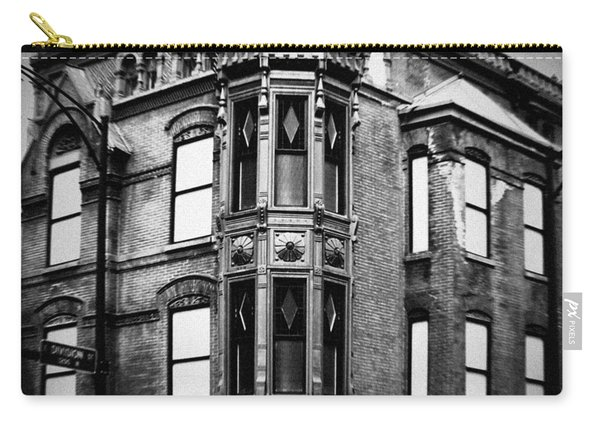 Chicago Historic Corner Carry-all Pouch