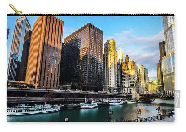 Chicago Navy Pier Carry-all Pouch